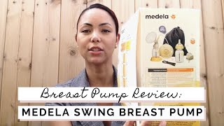 BREAST PUMP REVIEW: The Medela Swing Breast Pump