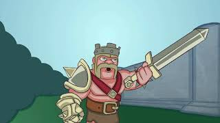Clash of clans Animation Animation Creative_V.