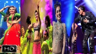 Temptations Reloaded 2013 - SRK-Rani-Madhuri-Jacqueline Rock Sydney