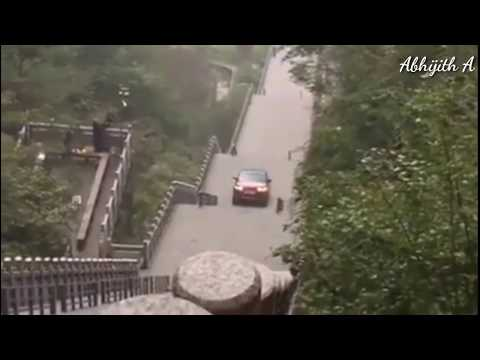 Range rover hell ride   10000 steps driven with range rover   4*4   range rover climbing  