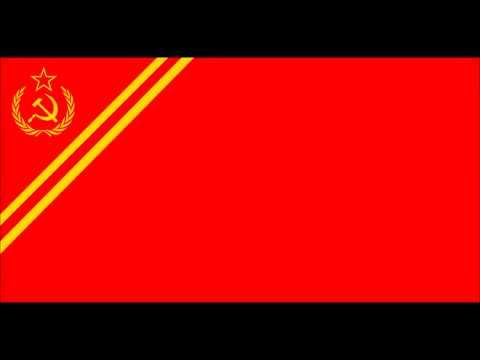 National Anthem of the New USSR (Instrumental, Russian/English Lyrics)