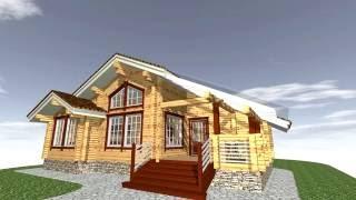 видео Проекты европейских домов! Оригинальные, современные европейские проекты коттеджей