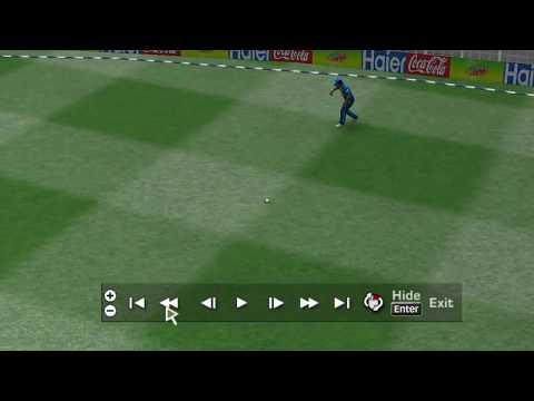 EA SPORTS™ Cricket Replay - Fielding By Foot