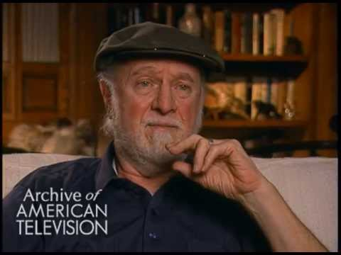 Richard Matheson gives advice to aspiring TV writers - EMMYTVLEGENDS.ORG
