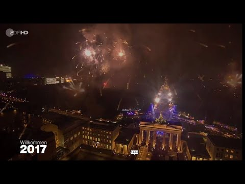 Firework BERLIN New Year's Eve 2016/2017