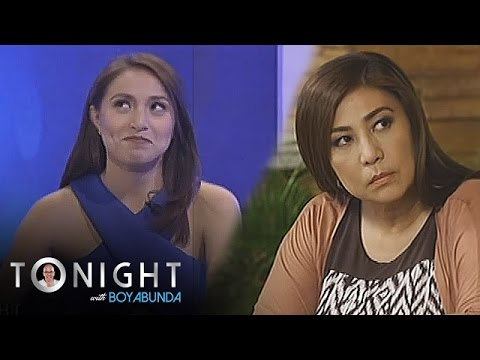 TWBA: Cristine and Vivian Velez Controversy