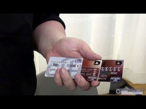 Credit Card Powered Cards By Dynamics Inc At Ces Unveiled Nyc