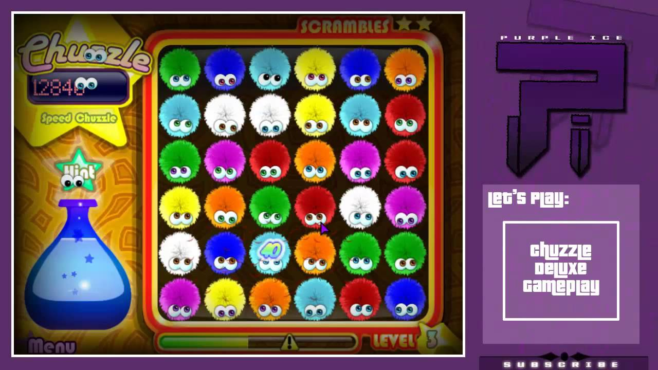 Chuzzle game free online play