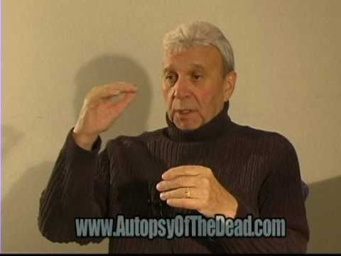Bill Cardille AUTOPSY of the DEAD Deleted Interview Clips Chiller Theater Chilly Billy