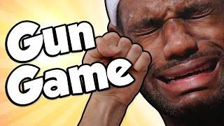 GUN GAME TORTURE! (Call of Duty: Black Ops 3 Gun Game)