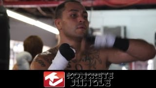Mike Alvarado speed bag BEAST! [True HD]