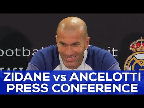 "Zidane: ""Aprendí mucho de Ancelotti"" | Real Madrid vs Bayern Munich | REAL NEWS"
