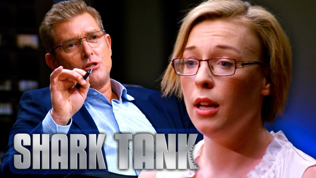 Actor Entrepreneur Tears up as She's Told to SACK Her CEO & CFO | Shark Tank Aus