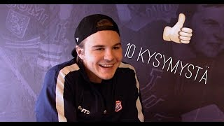 10 kysymystä: Atte Mäkinen