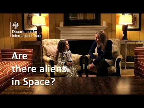 Are there aliens in space?