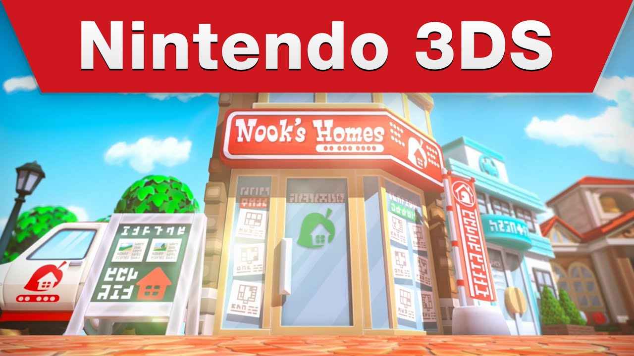 How To Be A Home Designer Nintendo 3ds Animal Crossing Happy Home Designer Pax