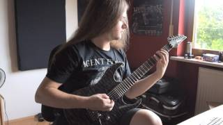 Symphony X - The Damnation Game (Guitar Cover)