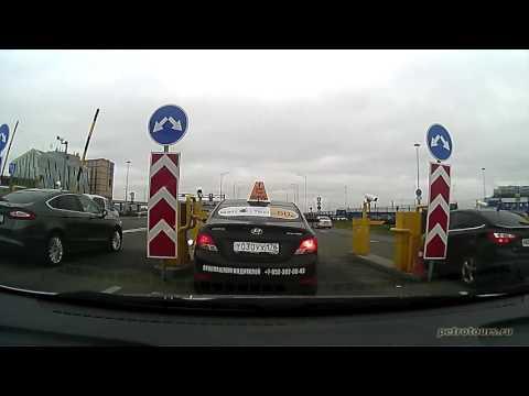 КАД, Аэропорт Пулково 1, Пулковское шоссе   KAD, Pulkovo Airport 1, Pulkovo Highway
