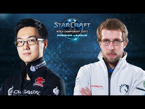 StarCraft 2 - Polt vs. TLO (TvZ) - WCS Season 2 Finals 2015 - Quarterfinal