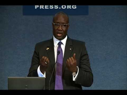 Senegal Washington DC Investment Forum- Feb 11 2014-Prelude to Paris Consultative Group