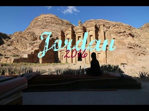Things to see in Jordan الأردن