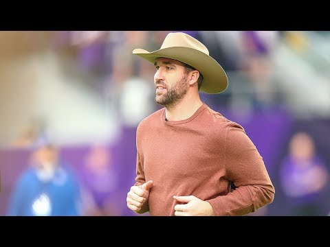 Jared Allen Serves As Honorary Captain