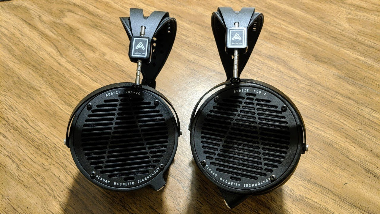 Audeze LCD-2 Classic + LCD-X Review - High Resolution Syrup
