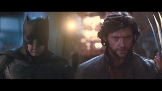 Batman vs wolverine trailer (fan made)