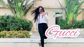 GUCCI-Aroob Khan ft. Riyaz Aly|Dance Cover|Niharika Manchanda's Choreography|