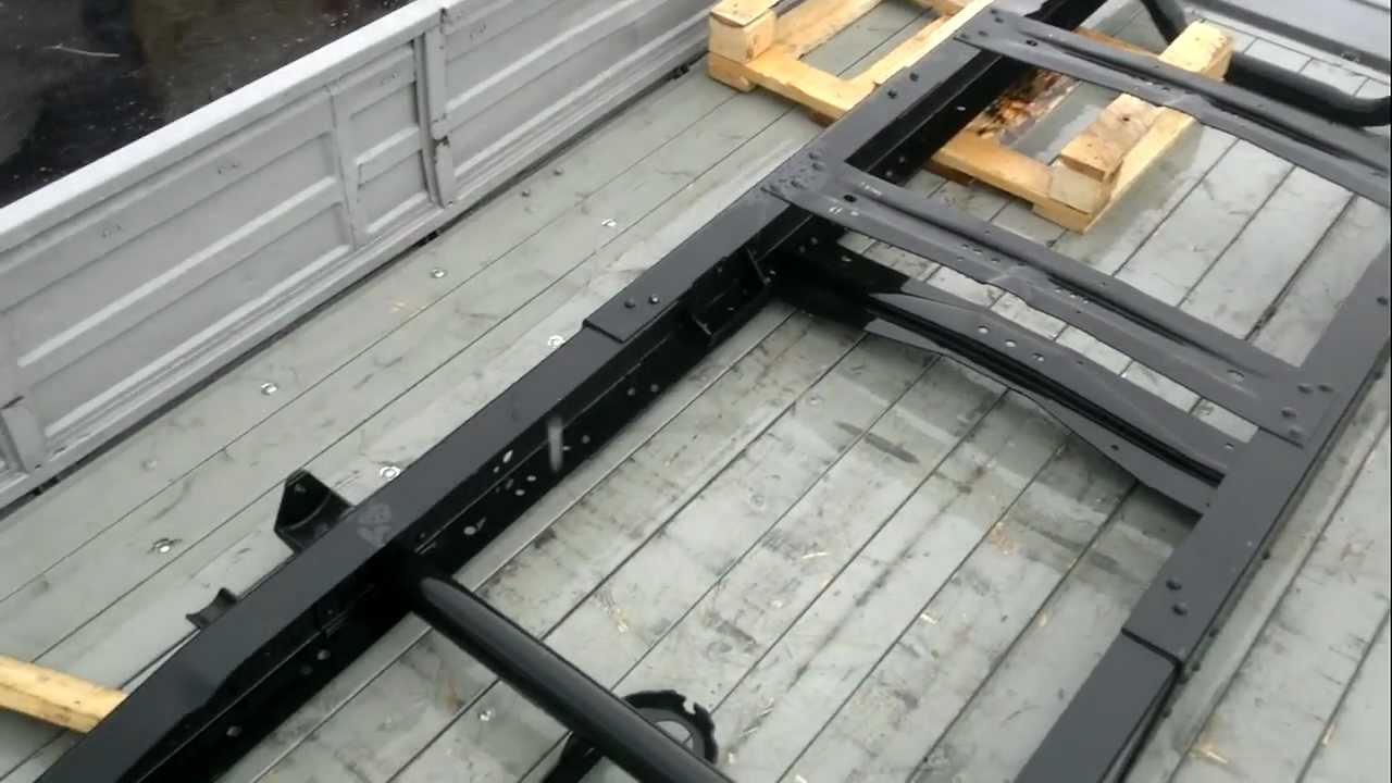 Газель Next Эвакуатор - YouTube