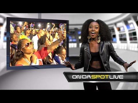 Show performance da spot teen