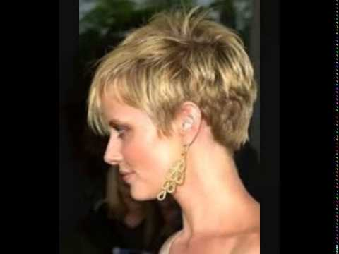 Sassy Short Haircuts For Women YouTube