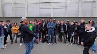 Battles PunchlinerZ - Edition Promo #13 - N'Torito vs Bram's