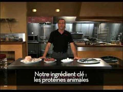 Vidéo sur la nutrition des chiens et des chiots - Protéines (Episode 2)