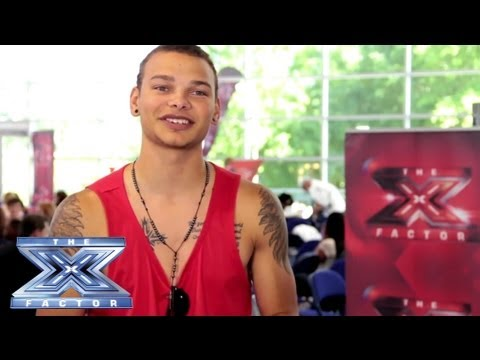 Yes, I Made It! Kane Brown - THE X FACTOR USA 2013