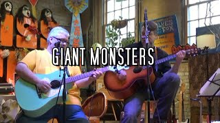 Giant Monsters | LEAGUE OF ERICS - LIVE CLIP
