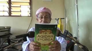 baca kitab syarah hadis 40 (باچ کتب فتح المبین لشرح حدیث الاربعین باگی ابن حجر) (18)