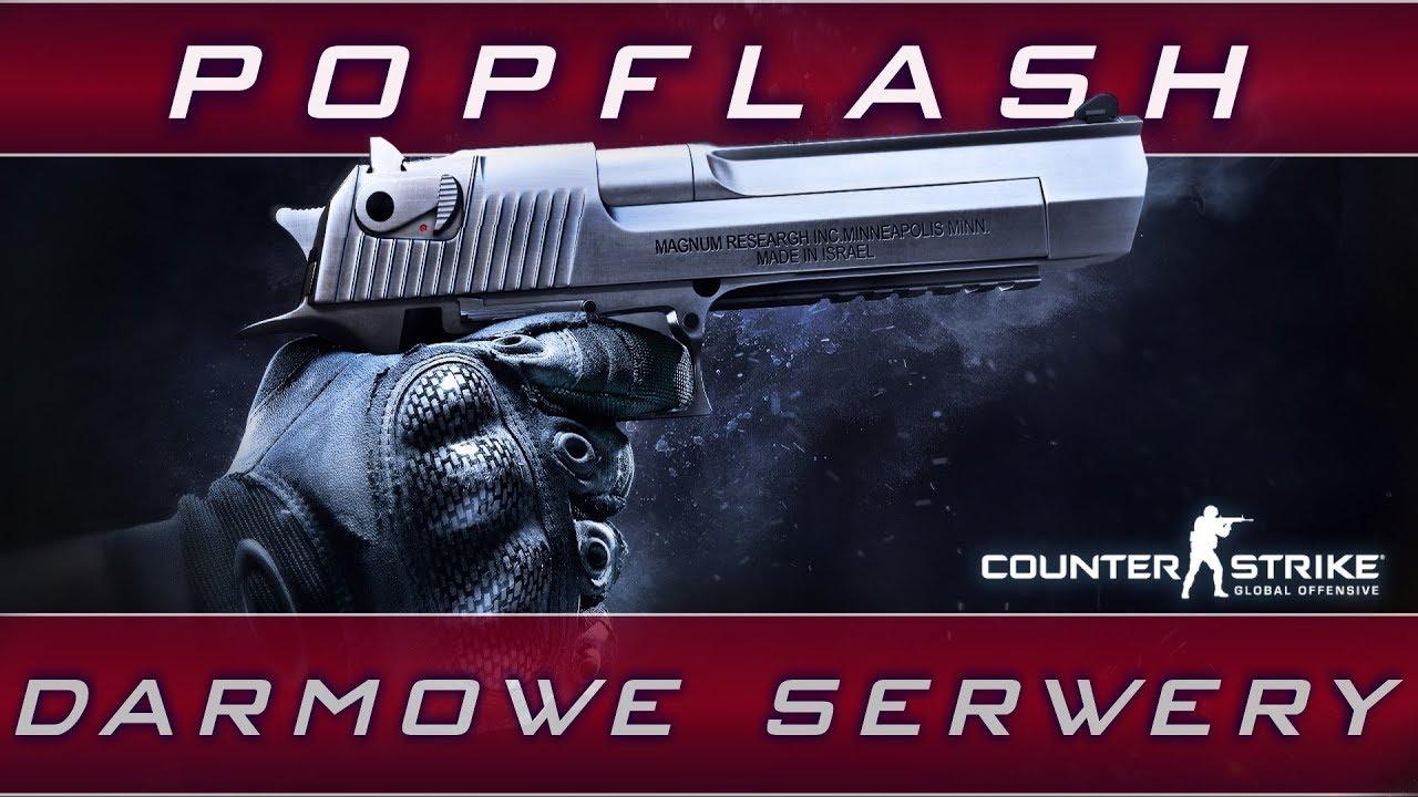 Darmowe serwery sparingowe CS:GO!