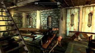 Skyrim: Заклинания школы разрушения уровня мастера [FullHD]