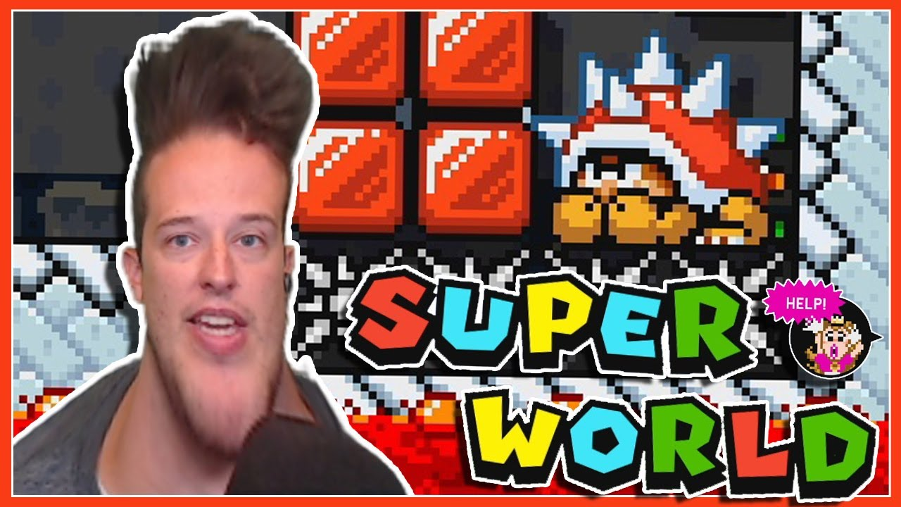 Does Nintendo Even Know These Levels Are Possible??? // Space Pig World #3
