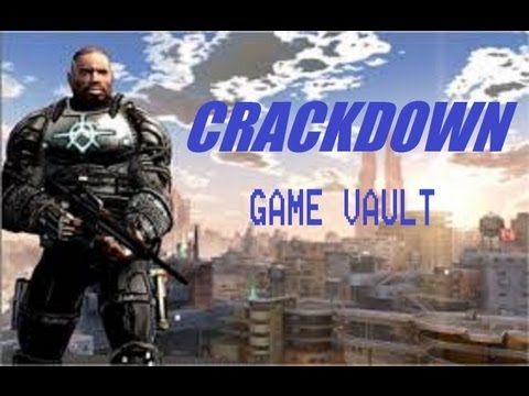 CRACKDOWN game vault