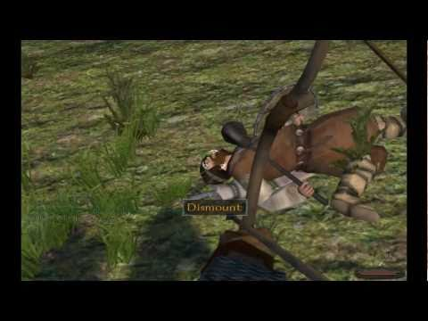 Let's Play Mount and Blade: Part 8 - Banditville, Sad Retreat, Hypothermia Eh?