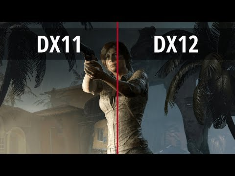 SHADOW OF THE TOMB RAIDER - PC 1080p DX11 vs DX12 (DirectX