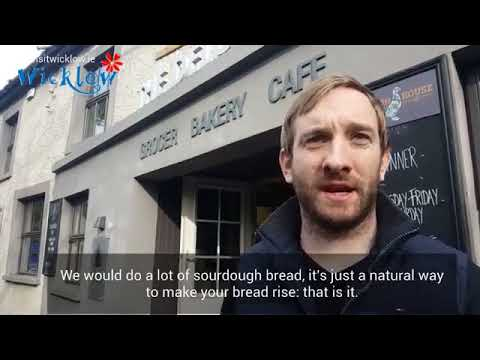 Irish Sour Dough Bread Making Heritage With Patrick Ryan From The Firehouse Bakery