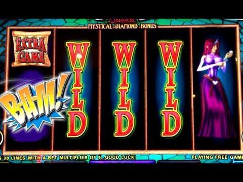 ★ $11.00 MAX BET DIAMOND QUEEN BONUS!! ★ WINNER'S CHOICE | SLOT MACHINE ☞ Slot Traveler