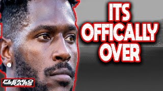 Antonio Brown's NFL Career is Over! (Rant)