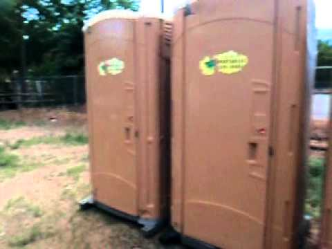 Sex in a port a potty