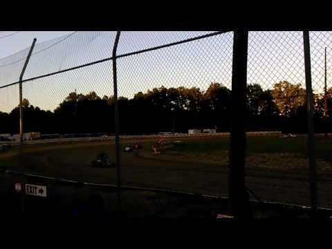 Jr sprint at deerfield