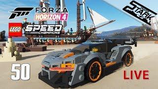 Forza Horizon 4 - 50.Rész (Farmoljuk a Lego kockákat) - Stark LIVE