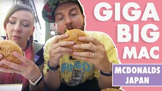 The Giga Big Mac!
